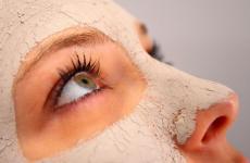 bahenní pleťová maska